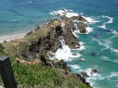 Scenic View of Byron Bay