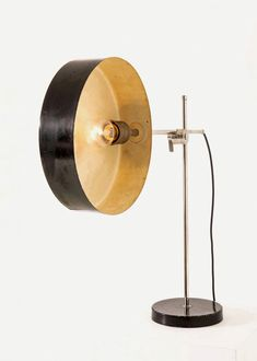 Table lamp, 1950's, manufactured by Hala Zeist. sold by 1stdibs.