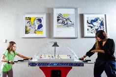 Classic arcade games are a new amenity at luxury rentals.