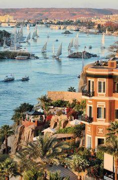 Aswan... the pure beauty
