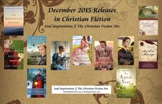 Giveaway at Soul Inspirationz: December 2015 Releases in Christian Fiction #BookGiveaway
