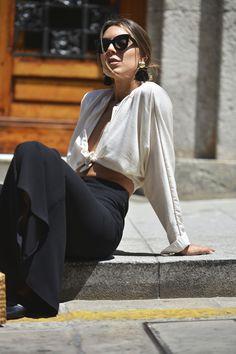 The Fashion Through My Eyes / Dance pants // #Fashion, #FashionBlog, #FashionBlogger, #Ootd, #OutfitOfTheDay, #Style @sommerswim
