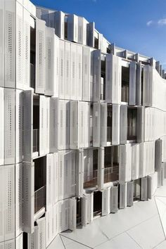 M9-C Paris Rive Gauche by BP architectures