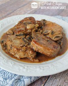 Paleo Pork Chops Recipe - Paleo Cupboard