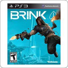 PS3 Brink R$54.90