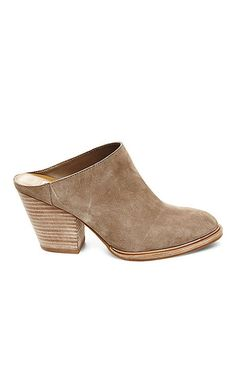 Closed-Toe Mules from Mules: Slide Into These Cool-Girl Shoes  Steve Madden Milo, $89.95
