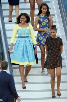 Michelle Obama's star-studded and taxpayer funded final tour abroad