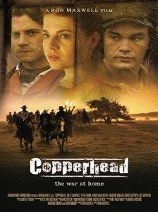 Giveaway of Official Copperhead Movie Pack
