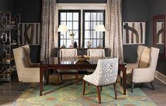 Vanguard Furniture: Room Scene TF_RS_9717T_9711A