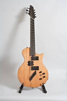 Wes Lambe Guitars   7H natural