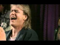 """John Farnham big international success - """"You're the Voice"""" from Whispering Jack in Like This Song, I Love Music, Love Songs, Good Music, The Voice Youtube, John Farnham, 80s Music, Music People, Rock Legends"""