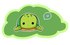 .:Turtle:. by XnubcakeX.deviantart.com on @deviantART