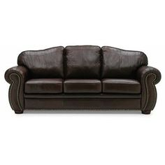 Palliser Furniture Troon Leather Modular Sofa Upholstery: All Leather Protected - Tulsa II Chalk, Finish: All Leather Protected - Tulsa II Dark Brown