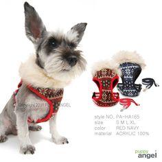 Puppy Angel Winter Vest Harness