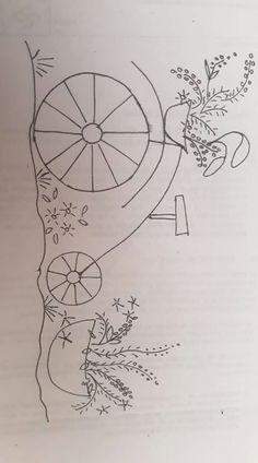 vintage transfer patterns for embroideryvintage crewel embroidery patterns Hand Embroidery Patterns Free, Towel Embroidery, Embroidery Sampler, Embroidery Transfers, Hand Embroidery Stitches, Vintage Embroidery, Ribbon Embroidery, Cross Stitch Embroidery, Machine Embroidery