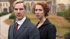 """Parade's End,"" a five-hour miniseries HBO will air over three successive nights, feels grittier than that acclaimed PBS standout, but in terms of relative merit, is a much weaker tea. Benedict Cumberbatch (""Sherlock,"" the upcoming ""Star Trek"") leads a splendidly assembled cast, but his emotionally stunted character and uncomfortable circumstances make this stiffest-of-upper-lipped love stories a muddy slog"