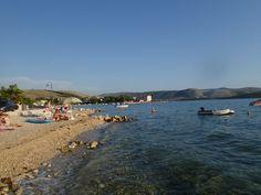 Hrvatska,Dalmacija 2015,Plaža Žaborići