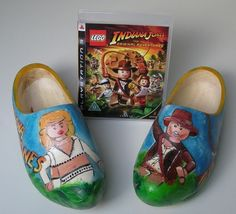 Indiana Jones klompen Wooden Shoe, Indiana Jones, Lego, At Least, Shoes, Zapatos, Shoes Outlet, Footwear, Shoe