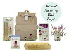 belle and boo: National Stationery Week Giveaway