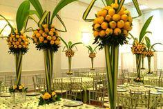 Floral design ~Yves Chenier, fleuriste