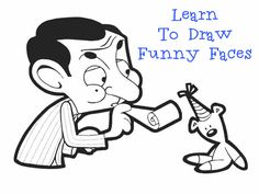 Learn To Draw Funny Faces And Become A Cartoon Artist! by foodquest   Fawesome.tv