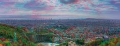 3D about Barcelona