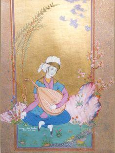 Persian Paintings  Laureen Topalian Bensaid