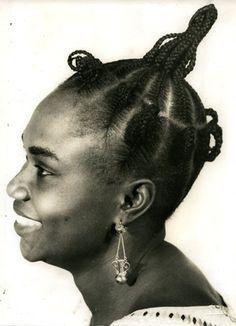 JD 'Okhai Ojeikere, Nigeria