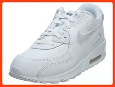 Nike Air Max 90 LTR White/White-Cool Grey (PS) (10.5) (*Partner Link)