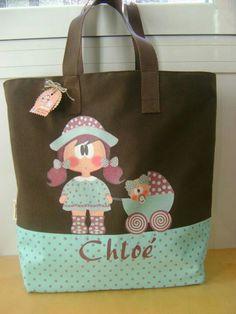 Bolsa para niñas