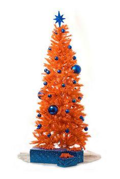 Orange Christmas Tree by Dacali, via Flickr