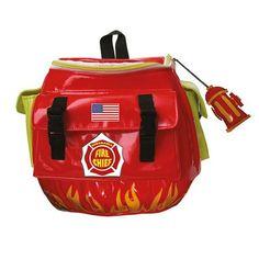 Kidorable Fireman Backpack Children 4cf0432669556