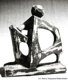Henry Stegemann - Knieender  v. 1955