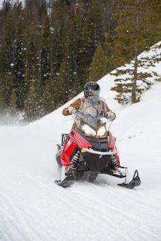 Fun in the Winter Sun. Polaris Snowmobile, Winter Sun, Fun, Hilarious