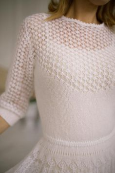 You are in the right place about pulli sitricken anleitung Here we offer you the most beautiful pict Knit Fashion, Fashion Outfits, Romantic Woman, Pulls, Dress Patterns, Knit Dress, Knitwear, Knitting Patterns, Knit Crochet