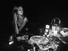 Mens Fashion Night Out Late Night Dinner, Skinny Motivation, Magdalena Frackowiak, Fashion Night, Black N White, Night Life, Find Image, Night Out, Mens Fashion