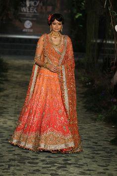 Tarun Tahiliani India Bridal Fashion Week 2012