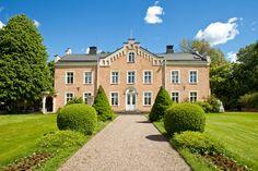 Bo ståndsmässigt – 23 slott och herresäten till salu just nu – Sköna hem