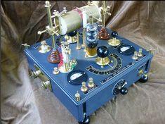 Форум странников :: Тема: Спиритический радиоприёмник - Tesla Spirit Radio (2/2)