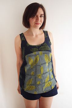 Camisoles by What Katie Does, via Flickr
