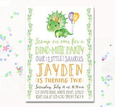 Birthday Invitation boys Birthday invitation girls kids