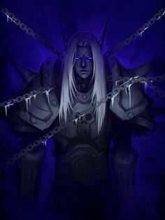 Blood elf death knight