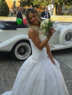 La nostra dolcissima sposa Debora!❤️