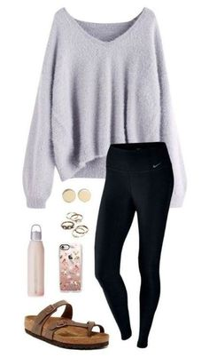 casual outfits for school ~ casual outfits . casual outfits for winter . casual outfits for women . casual outfits for work . casual outfits for school . Lazy Summer Outfits, Casual School Outfits, Cute Lazy Outfits, Teenage Outfits, Teen Fashion Outfits, Lazy Fashion, Fashion Edgy, Simple College Outfits, Fashion Fall