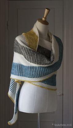 Briochealicious   Pattern by Andrea Mowry   Koukuttamo   Yarn Auvo 2ply