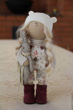 Коллекционные куклы ручной работы. Интерьерная кукла В НАЛИЧИИ. Светлана Юрьева. Ярмарка Мастеров. Кукла ручной работы