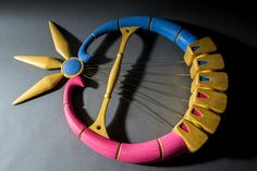 Harp of Ages by Sorhain on Etsy $199.99