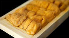 Recipe - Pressed Sea Urchin Sandwiches With Soy-Ginger Butter - NYTimes.com