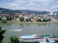 Linz, Austria  (Danube River Cruise ~ April 2011)