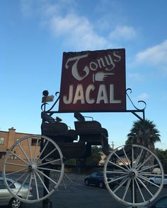 TONY'S JACAL, SOLANA BEACH, CA